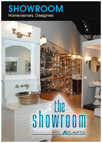 Showroom website for designers and homeowners